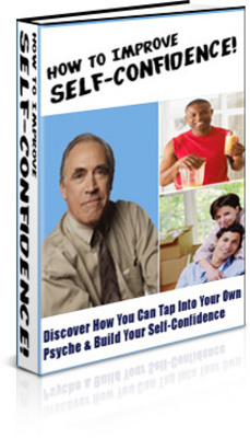 Product picture Boost Your Self Confidence - Instant Self Help